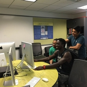 Growing Tomorrow's Computer Science Workforce for Resilience at a Minority Serving Institution